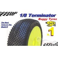 "SP08620 - 1/8 Tires for Buggy TERMINATOR ""A"" type NEW 2012"