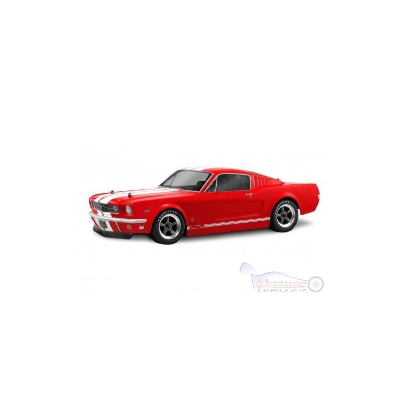 HPI 17519 – CARROZZERIA FORD MUSTANG GT (200mm)